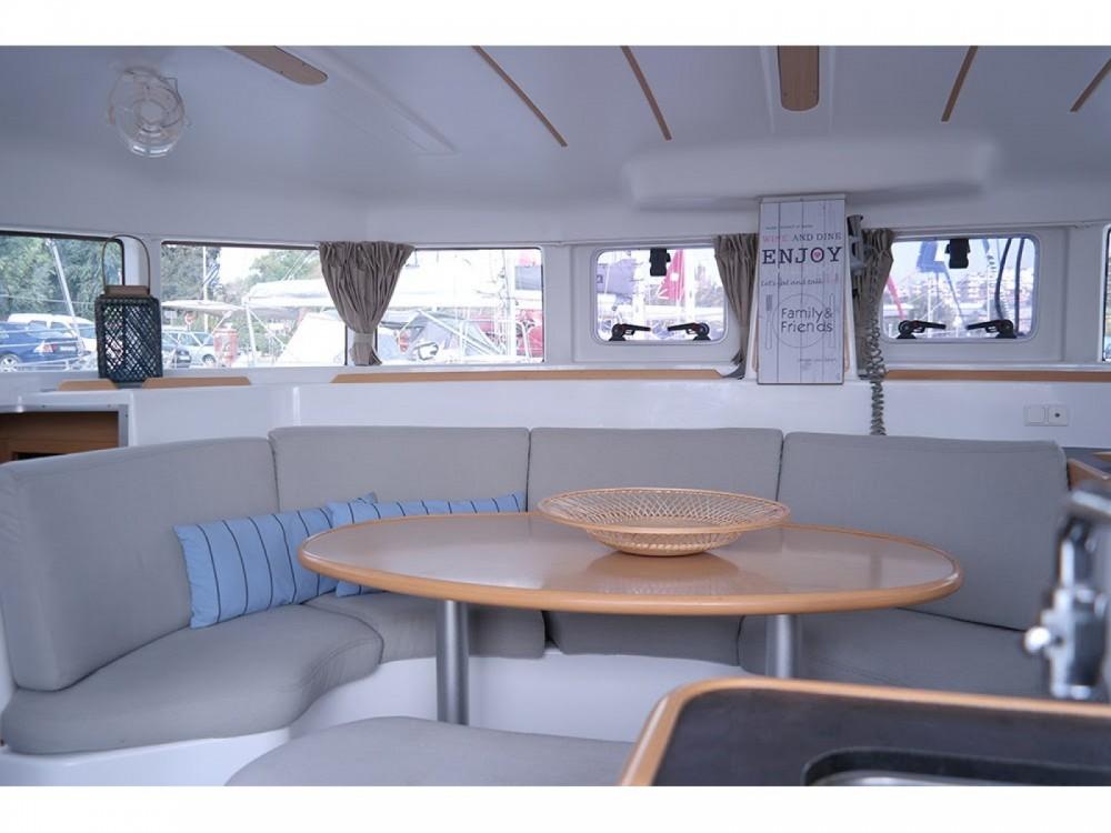 Rental Catamaran in Marina de Alimos - Lagoon Lagoon 380