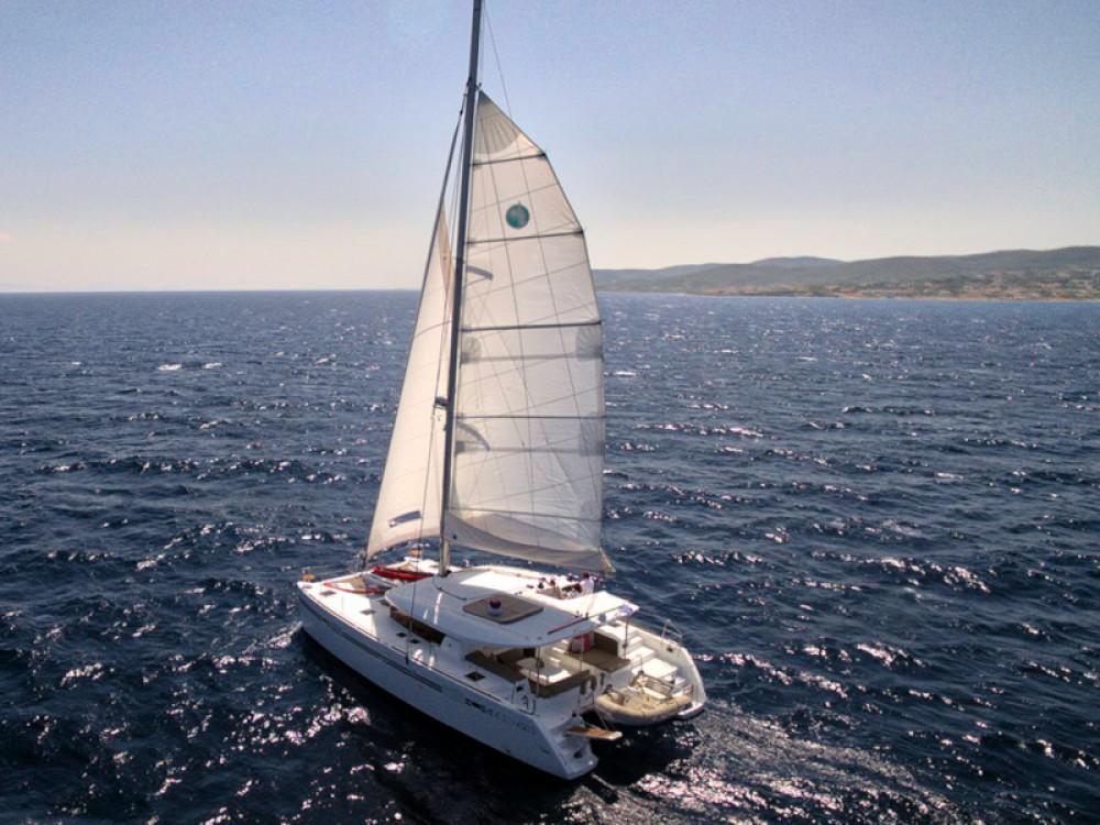 Rental yacht Marina de Alimos - Lagoon Lagoon 450 S on SamBoat