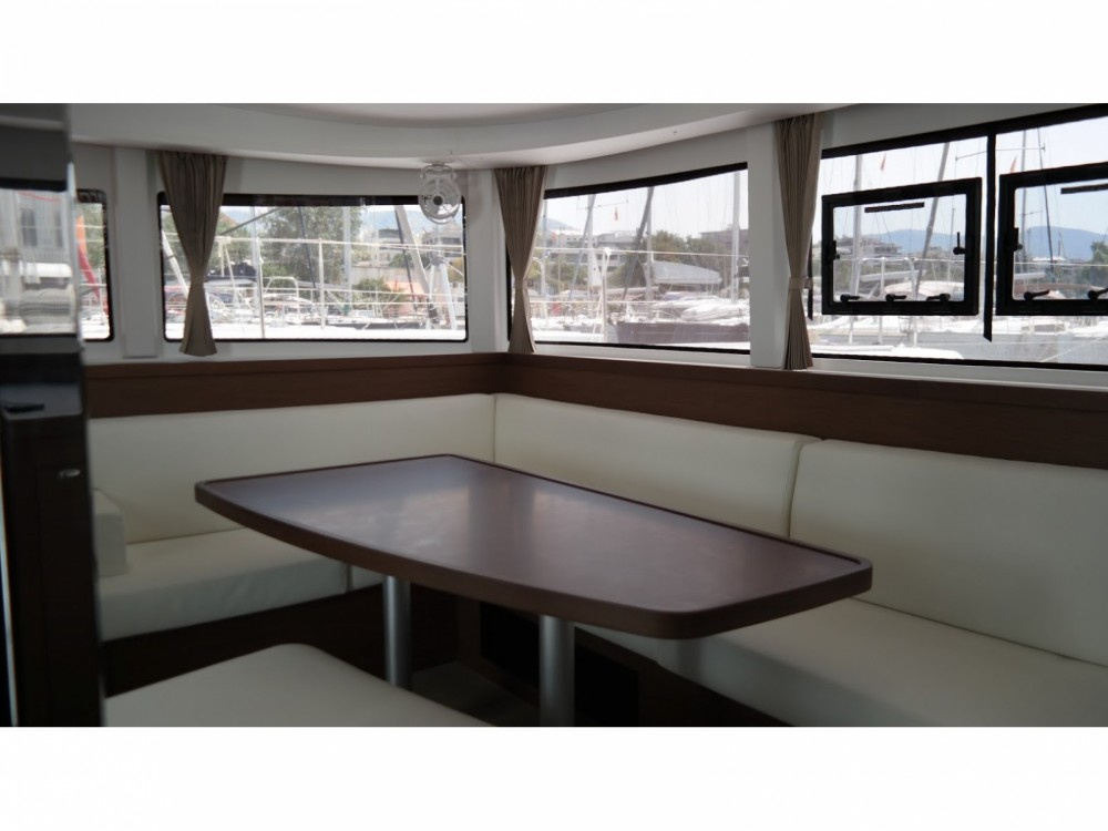 Catamaran for rent Marina de Alimos at the best price