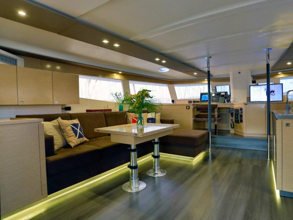 Boat rental Alimos Marina cheap Sanya 57 - 4 cabin version