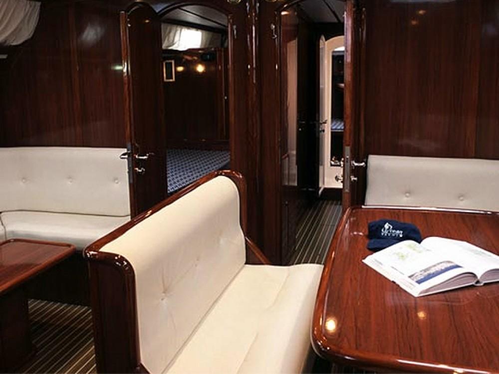 Rental Sailboat in Lefkas - Ocean Ocean Star 56.1 - 5 cabins