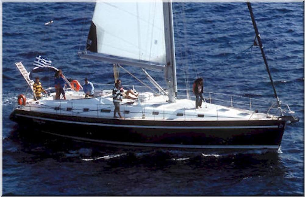 Ocean Ocean Star 56.1 - 5 cabins between personal and professional Lefkas