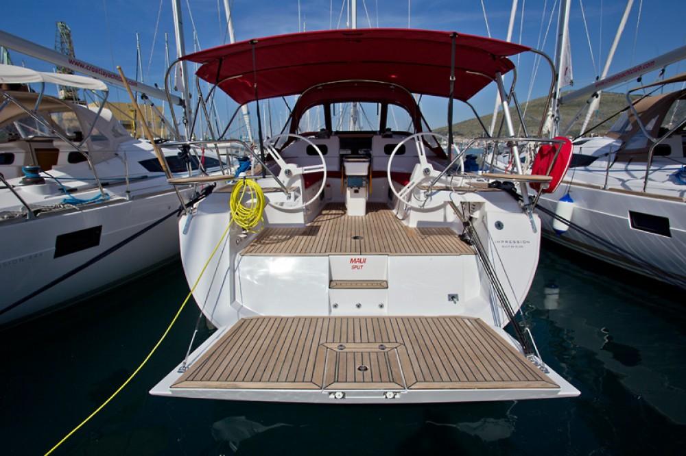 Rental yacht Trogir - Elan Elan 45 impression on SamBoat