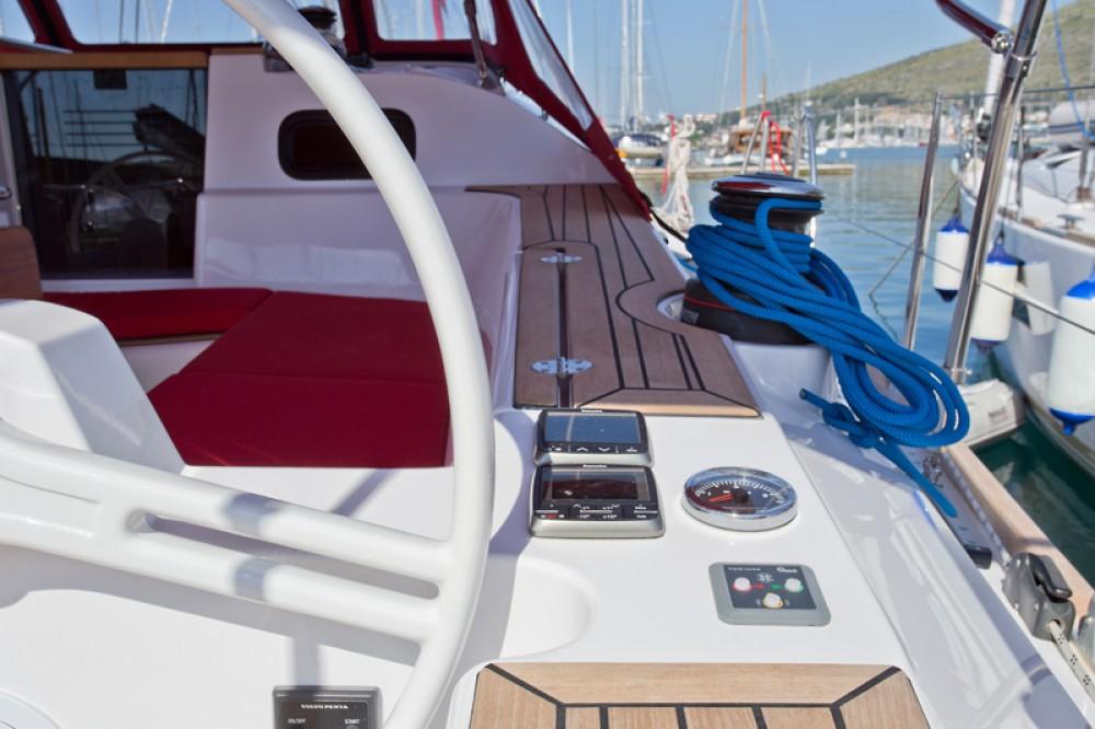 Rental Sailboat in Trogir - Elan Elan 45 impression