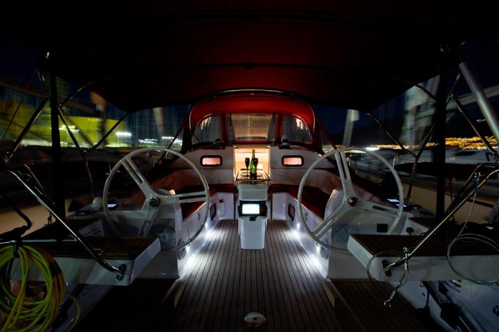 Boat rental Elan Elan 45 impression in Trogir on Samboat
