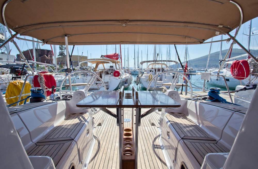 Boat rental Traù cheap Elan 40 impression