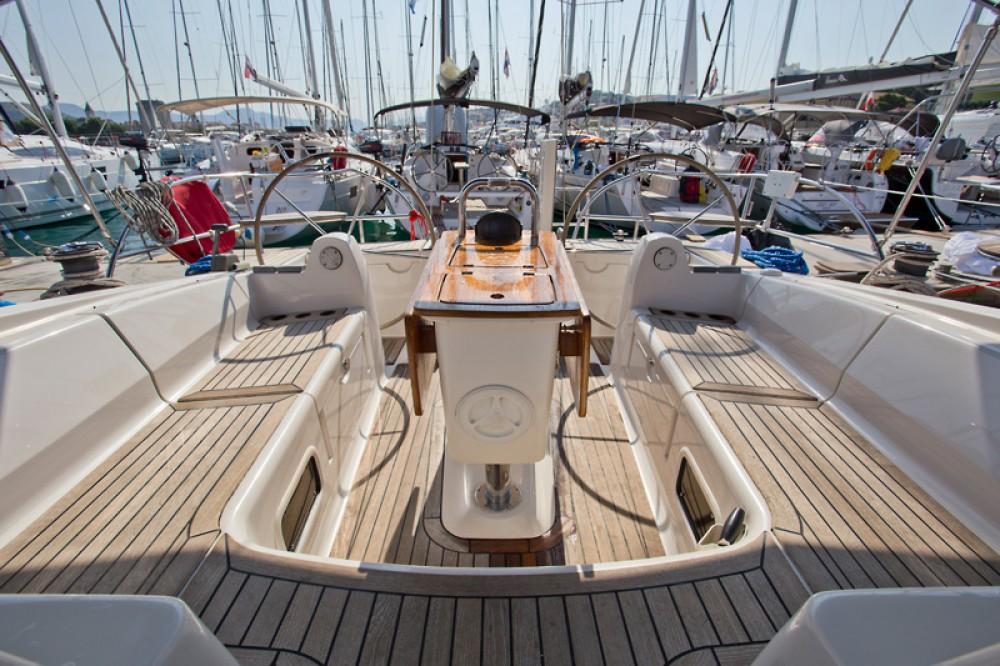 Boat rental Trogir cheap Elan 434 Impression