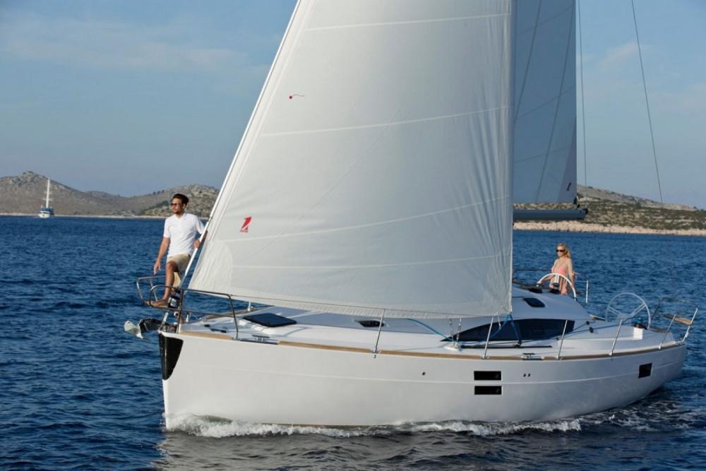 Rental Sailboat in Trogir - Elan Elan Impresion 40