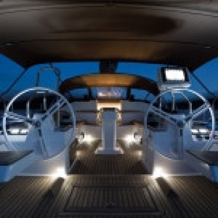 Boat rental Elan Elan 50 Impression in Trogir on Samboat