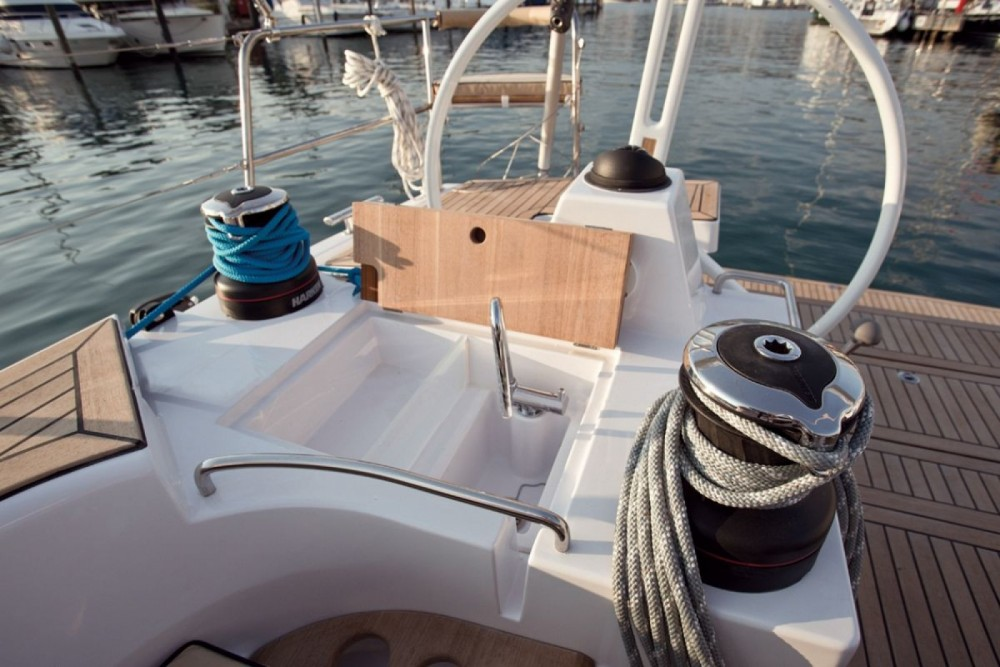 Sailboat for rent Trogir at the best price