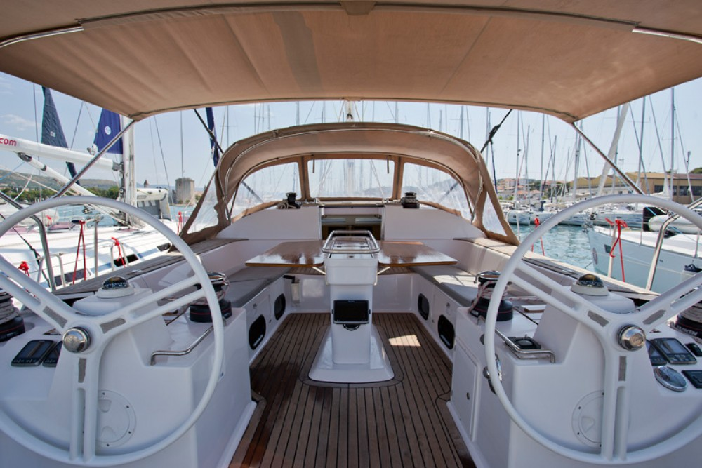 Rental Sailboat in Trogir - Elan Elan 494 Impression