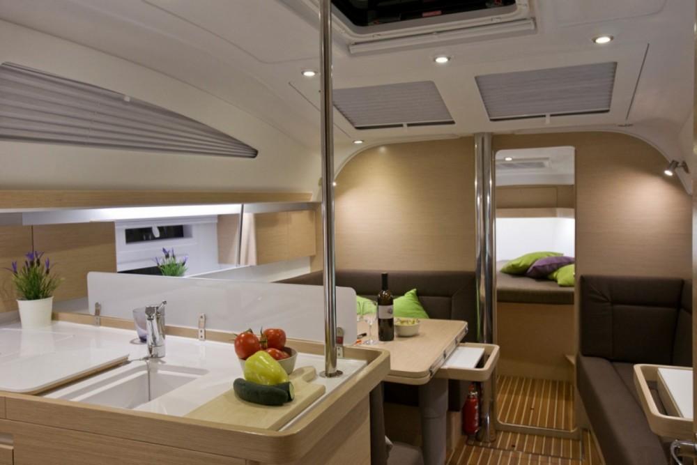 Boat rental Trogir cheap Elan Impresion 40