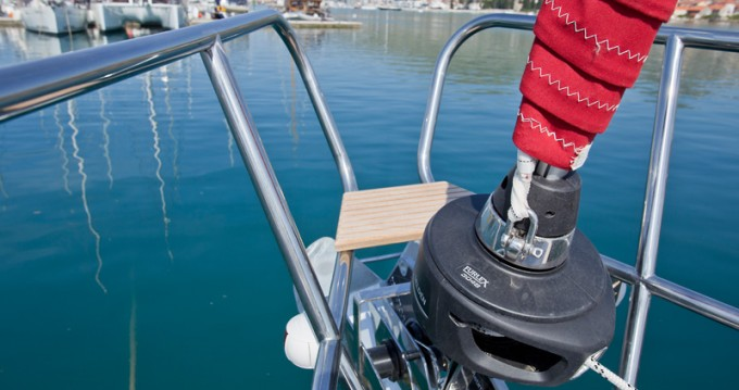 Location bateau Elan Elan 45 impression à Trogir sur Samboat