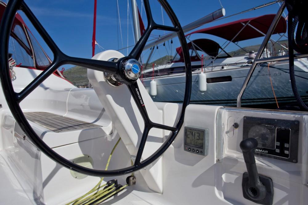 Rental yacht Trogir - Salona Salona 35 on SamBoat