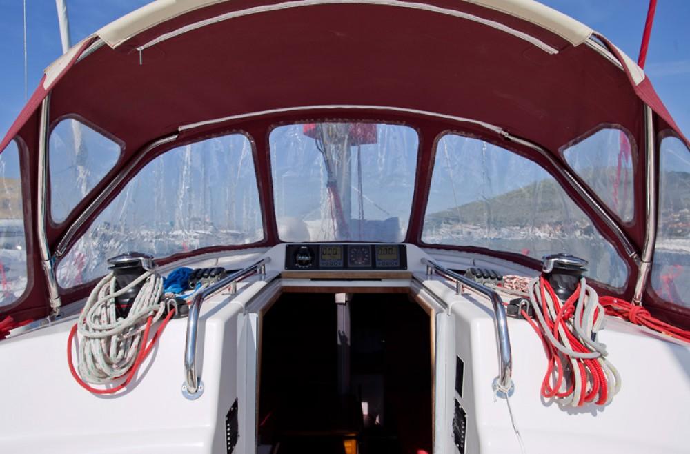 Boat rental Trogir cheap Salona 35