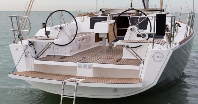 Location bateau Cos pas cher Dufour 382 Grand Large