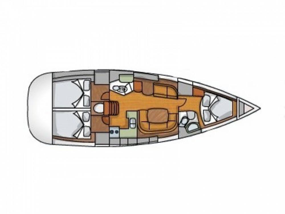 Rent a Jeanneau Sun Odyssey 42 i Marina de Alimos