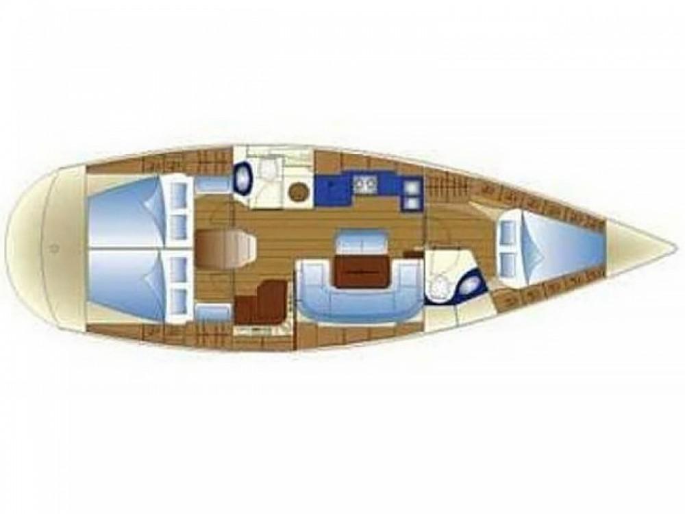 Boat rental Bavaria Bavaria 39 Cruiser in Lefkas on Samboat