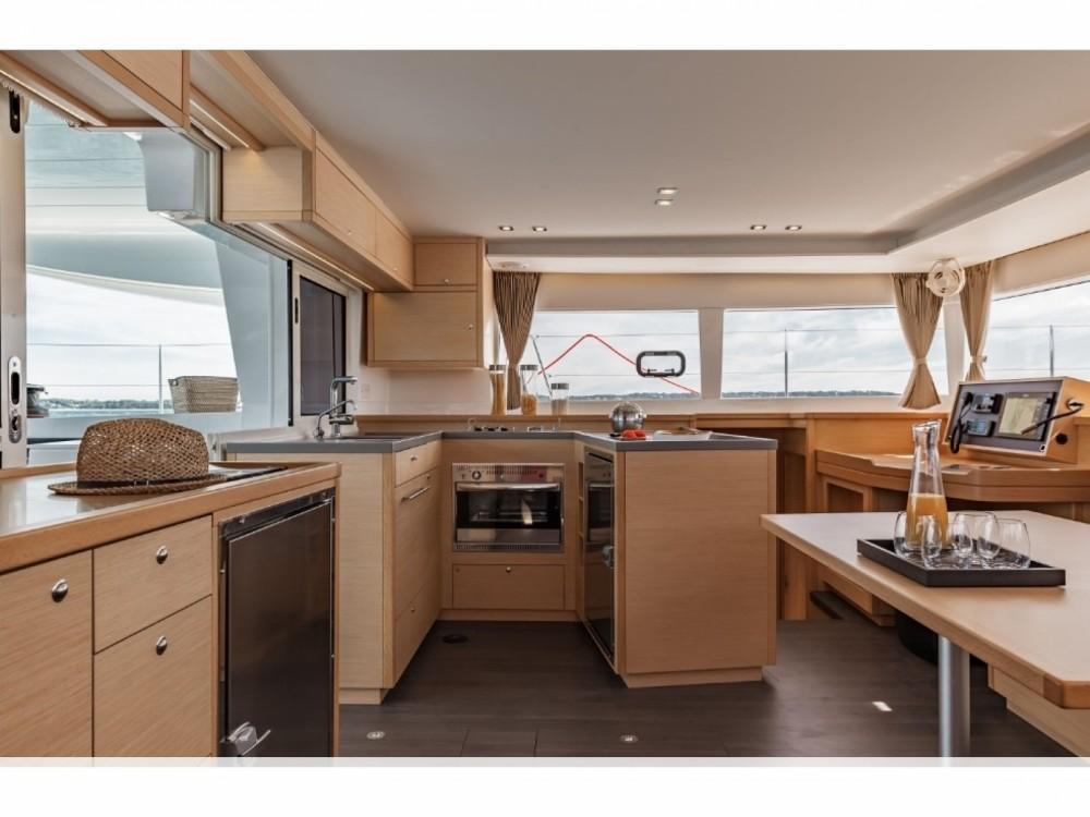 Catamaran for rent Lungòni/Santa Teresa Gallura at the best price