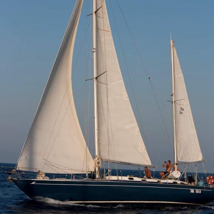 Louer Voilier avec ou sans skipper Nelson Yachts à Procida