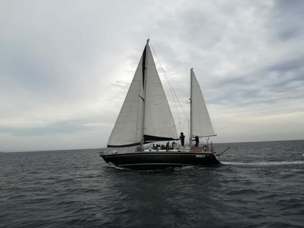 Location Voilier à Procida - Nelson Yachts Nelson 46