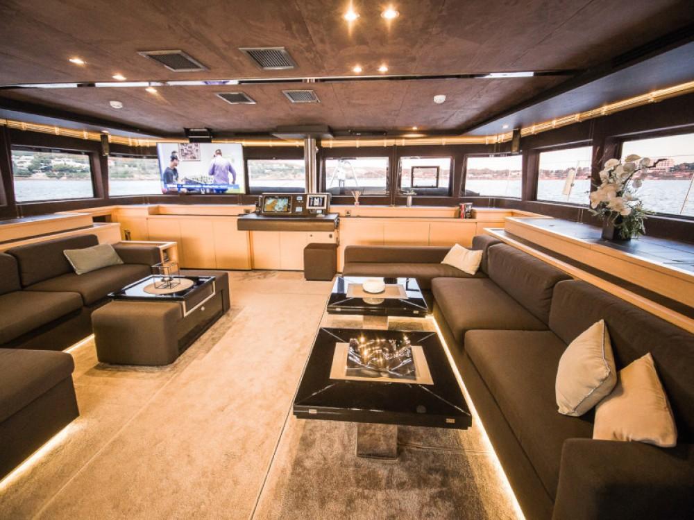 Louez un Lagoon Lagoon 62 - 4 cabin version à Calliaqua