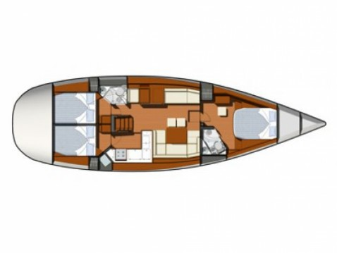 Location bateau Álimos pas cher Sun Odyssey 50DS