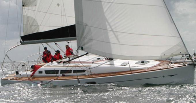 Boat rental Jeanneau Sun Odyssey 42 i in Kavala on Samboat