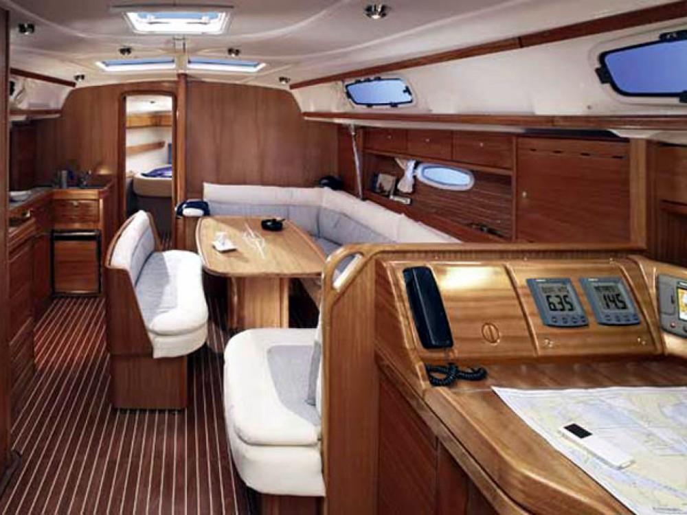 Bavaria Bavaria 42 Cruiser between personal and professional De Fryske Marren