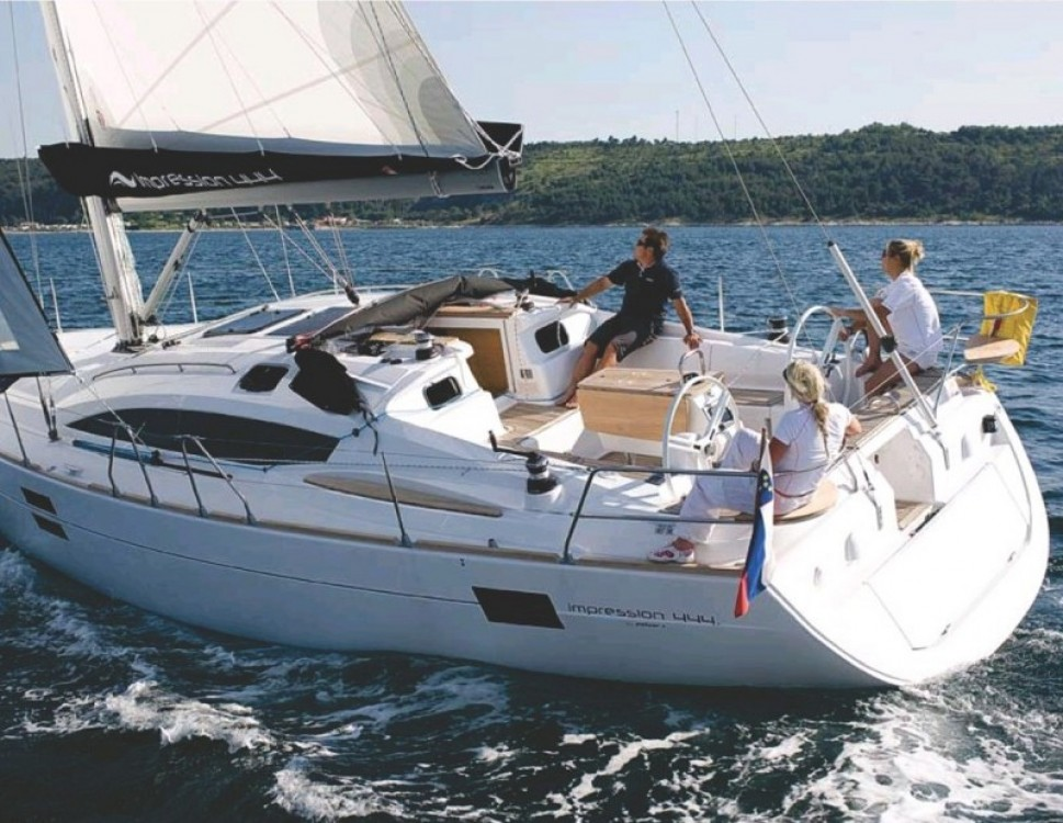 Rental yacht Zadar - Elan Elan 444 Impression on SamBoat