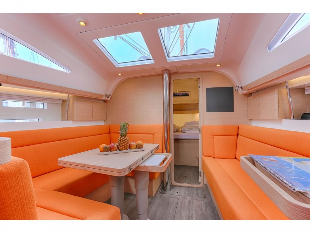 Rental Sailboat in ACI Marina Split - Elan Elan 40 Impression