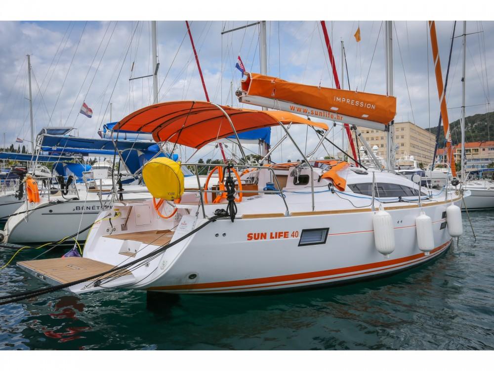 Boat rental Elan Elan 40 Impression in ACI Marina Split on Samboat