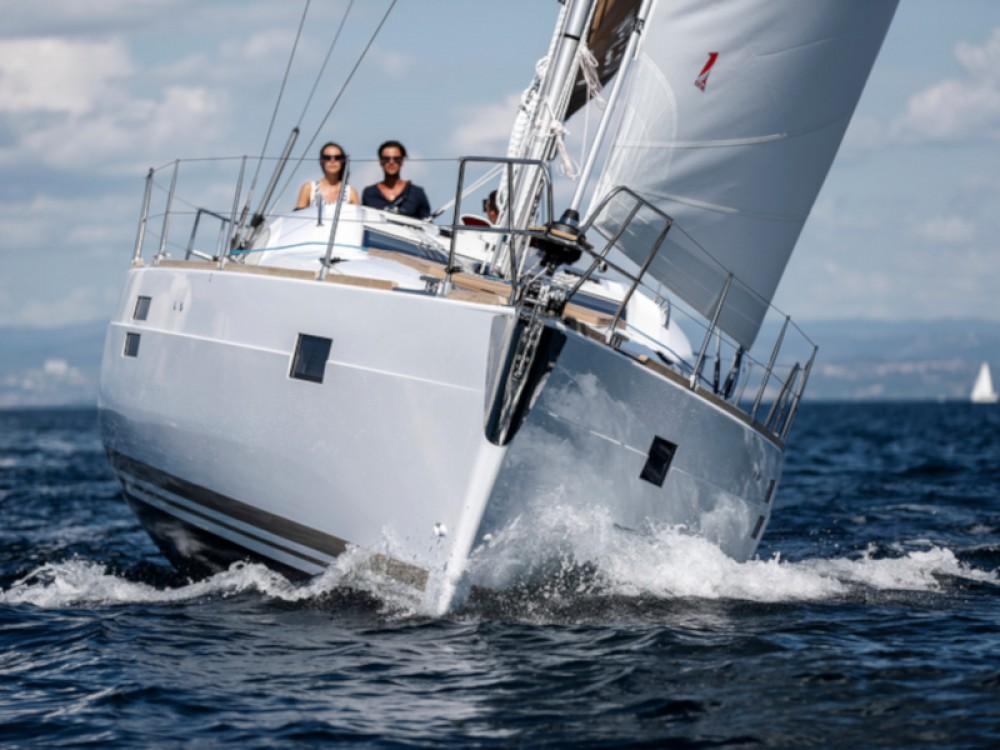 Boat rental Nigrán cheap Elan 45 Impression