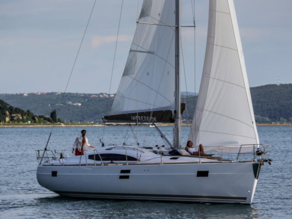 Rental yacht Nigrán - Elan Elan 45 Impression on SamBoat