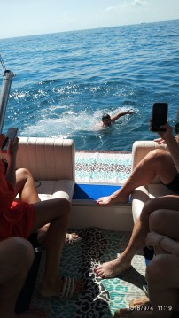 Hire Yacht with or without skipper Atlantic Positano
