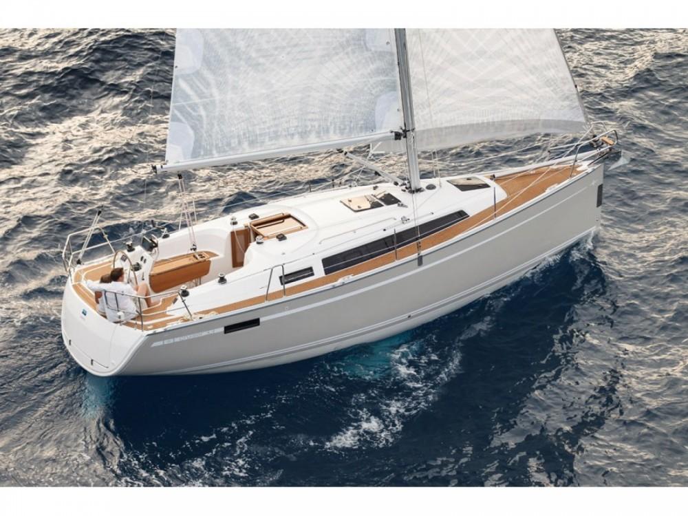 Bavaria Bavaria Cruiser 33 between personal and professional Marina Zadar