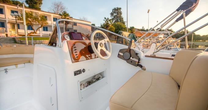 Location bateau Marinello MARINELLO 22 EDEN OPEN à Vrsar-Orsera sur Samboat