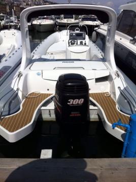 Noleggio barche Asso Charisma 8.7 Napoli su Samboat