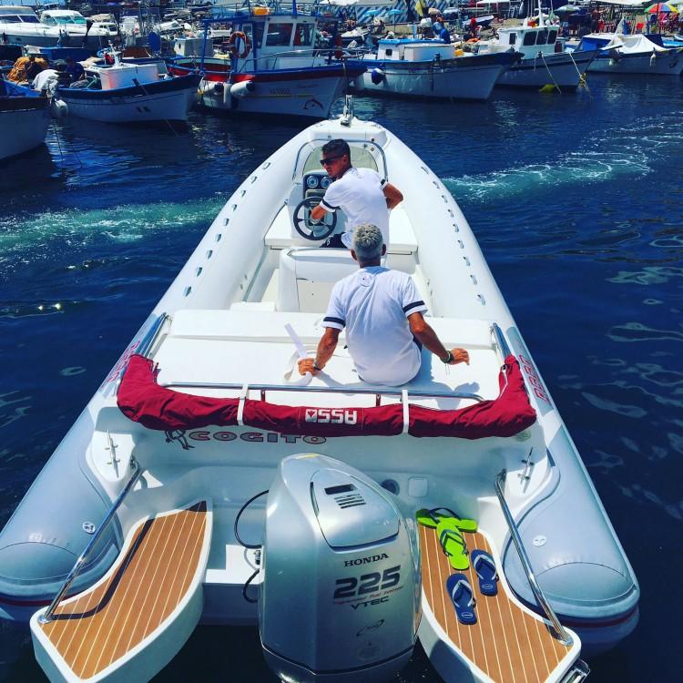 Noleggio barche Asso Myth Napoli su Samboat