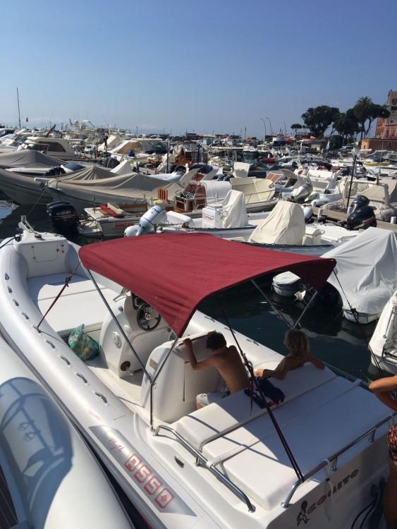 Noleggio barche Napoli economico Myth