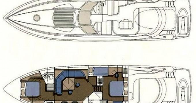 Location bateau Sunseeker Predator 68 à Monopoli sur Samboat