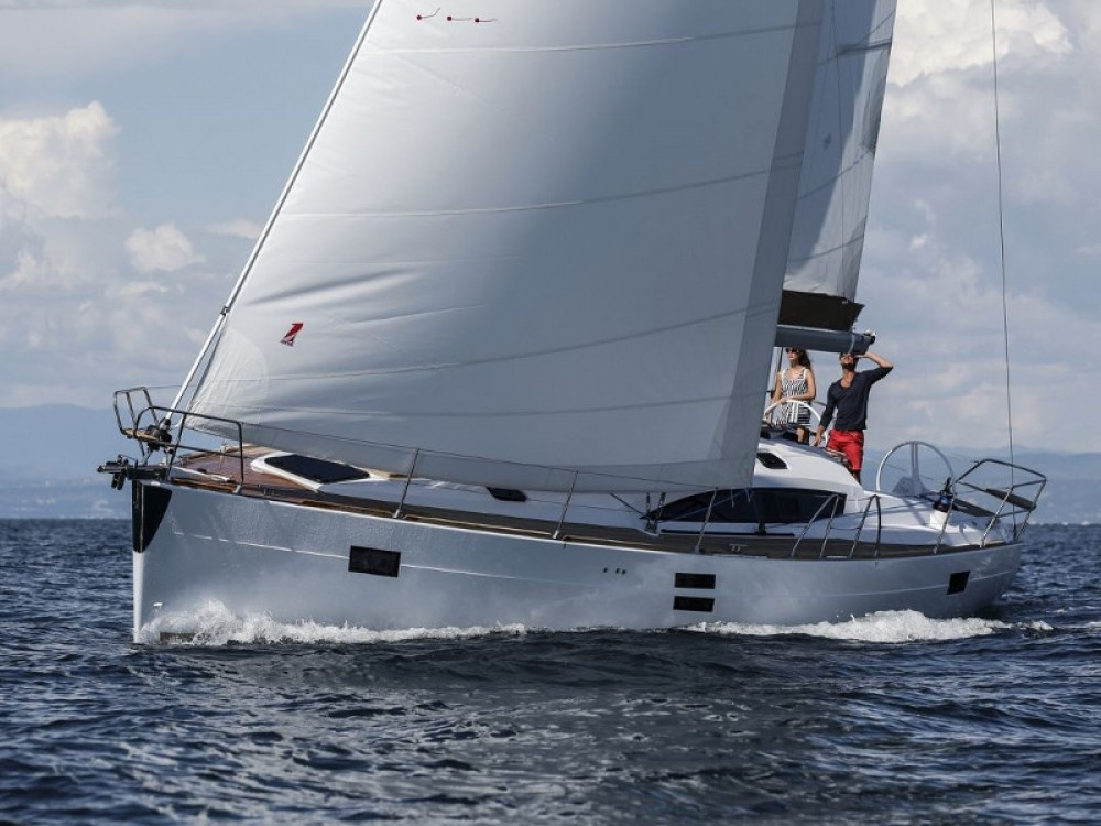 Boat rental Marina Zadar cheap Elan 45 Impression - with AC
