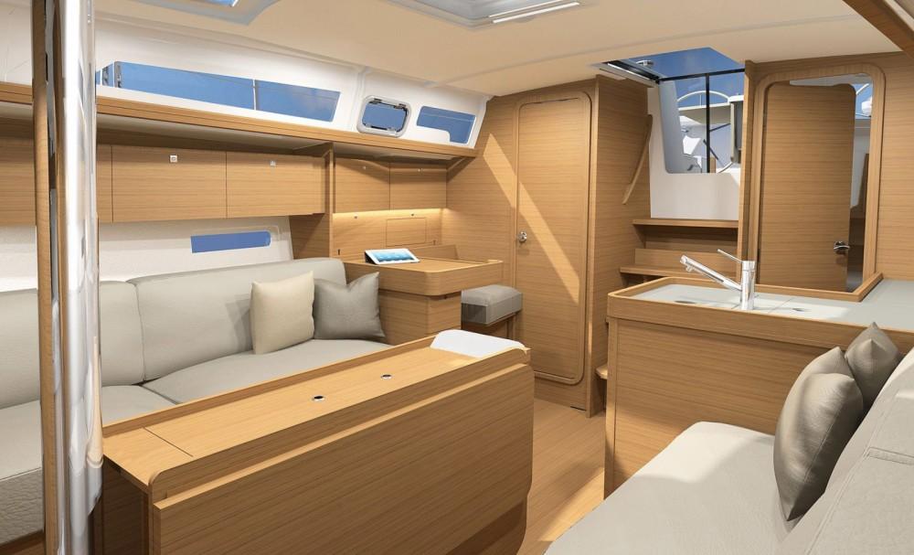 Boat rental Primošten cheap Dufour 360 Grand Large