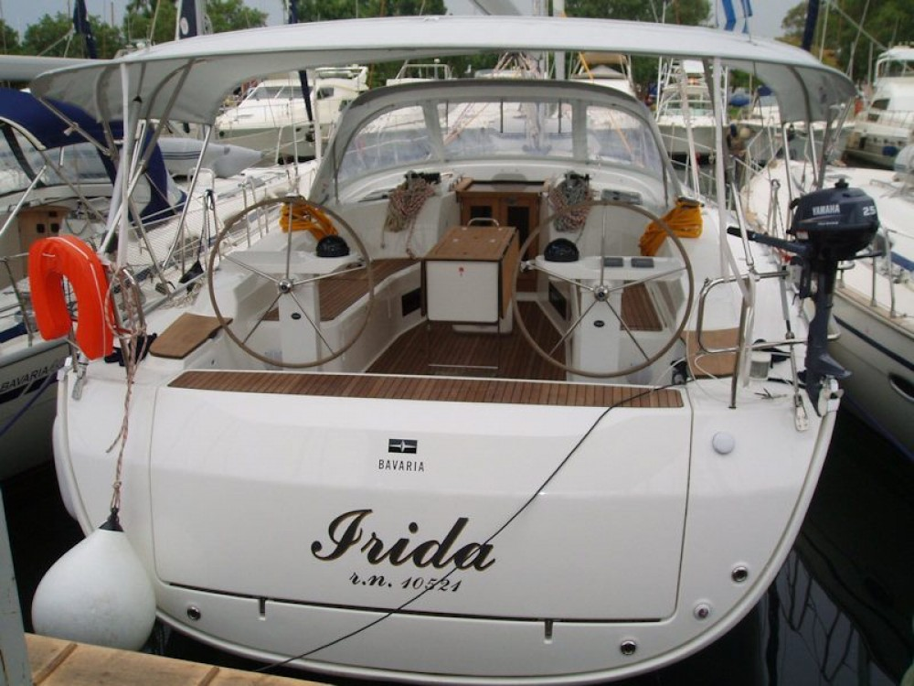 Boat rental Bavaria Bavaria Cruiser 45 - 4 cab. in Central Greece on Samboat