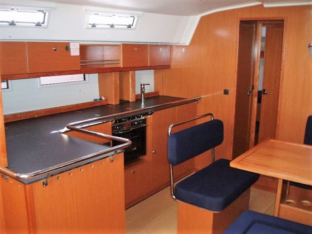 Bavaria Bavaria Cruiser 45 - 4 cab. between personal and professional Central Greece