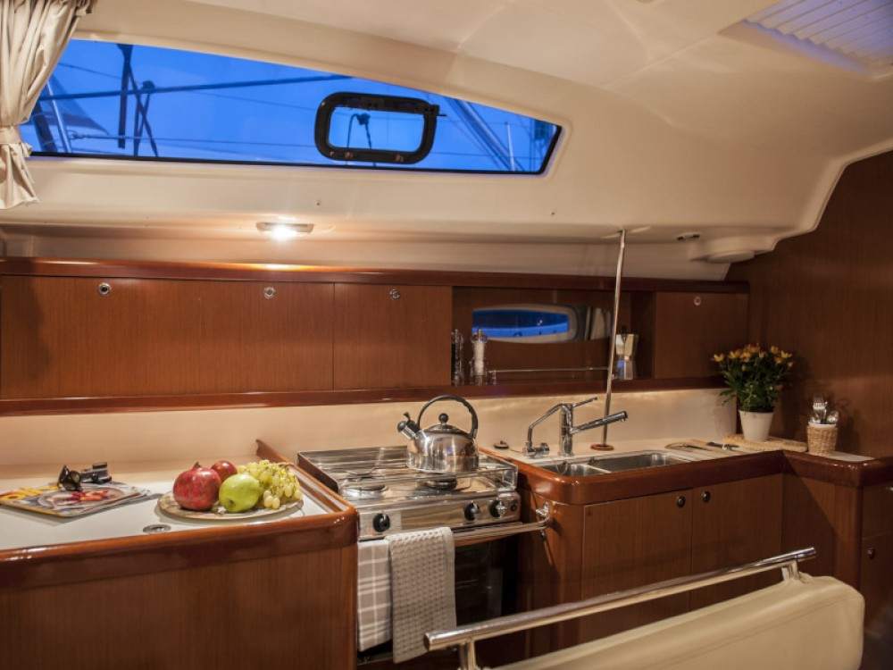 Sailboat for rent Lefkas at the best price