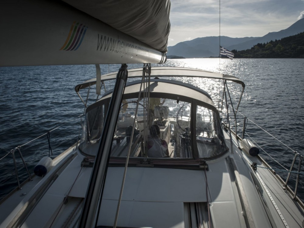 Rental yacht Lefkas - Bénéteau Oceanis 43 on SamBoat