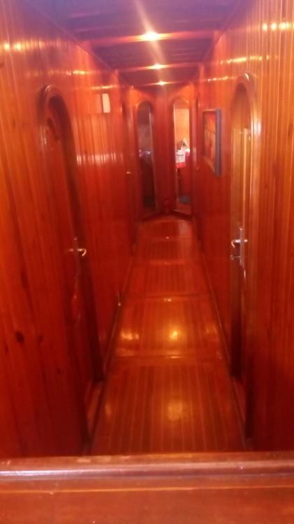 Noleggio yacht Castellammare di Stabia - Gulet Caicco turco su SamBoat