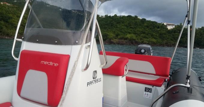 Zodiac Medline 580 Color entre particuliers et professionnel à Basse-Terre
