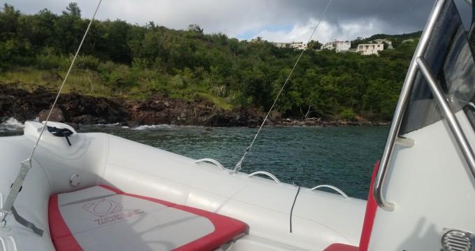 Semi-rigide à louer à Basse-Terre au meilleur prix